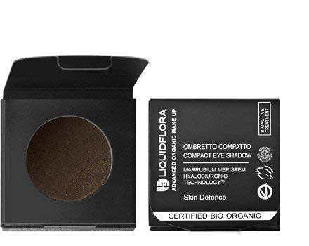 Liquidflora Recharge Fard Compact Bio 13 Chocolate Café Make Up Yeux