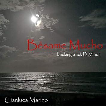 Bésame Mucho (Backing Track D Minor)