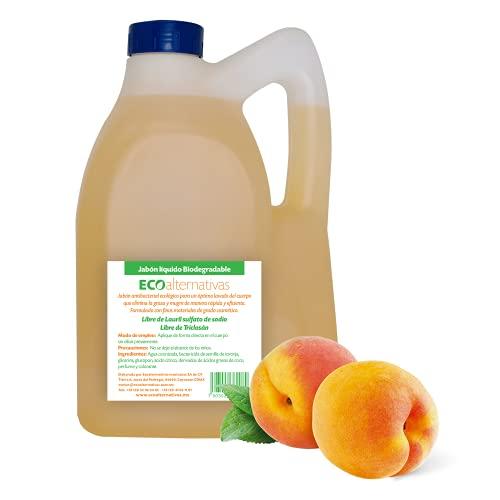 Jabon Liquido Antibacterial marca Ecoalternativas