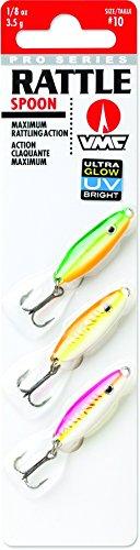 VMC RTS18GUV3 Rattle Spoon Kit 1/8 Fishing Jig