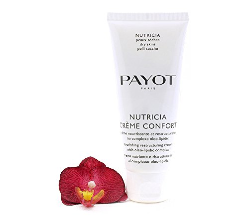 Payot Nutricia Creme Confort Nourishing & Restructuring Cream - For Dry Skin - Salon Size 100ml