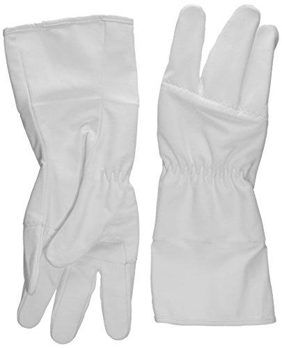 GABA 蜂用突刺防止袖長手袋 フリーサイズ 白 SP-9FB
