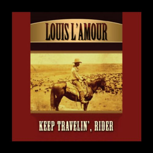 Keep Travelin', Rider cover art