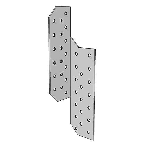 PSD/PSG Simpson–rechts, 45mm, 2mm, 200mm