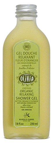Marius Fabre Organic Olivia Olive Oil Shower Gel 230ml