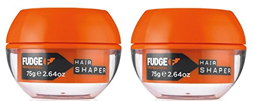 Fudge Hair Shaper modelleercrème, 2 x 75 g