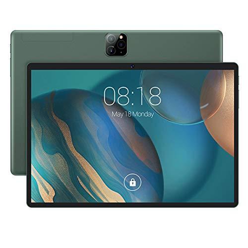 ZYING Tablet PC de 10 Pulgadas, Android 5.1,Octa-Core,2 GB de RAM + 32 GB ROM Ampliable de 128 GB,Cámara y Ranura para Tarjeta SIMDual, Pantalla IPS de 1280 × 800,WiFi,Bluetooth,GPS,FM,Gris