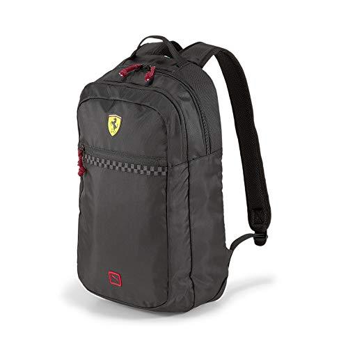 PUMA x Scuderia Ferrari Fanwear Backpack (Black)