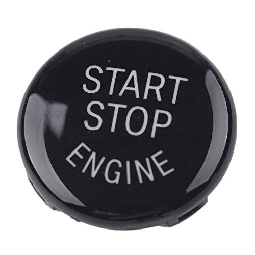 CITALL Motor Zündschalter Start Stop Taster Ring Trim Deckel