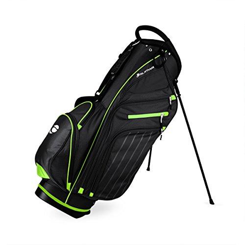 Orlimar SRX 14.9 Golf Stand Bag Black/Green