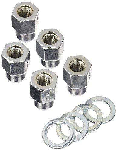 Weld Racing 601-1452 Lug Nuts 12mm x 1.5 RH Open End w/Washers (5pk)