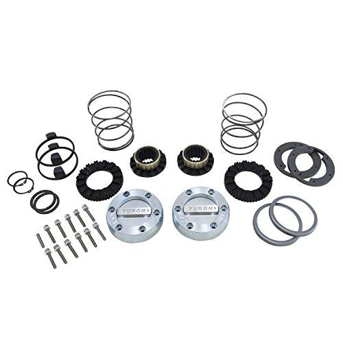 Yukon Gear & Axle (YHC70006) Hardcore Locking Hub Set for GM/Ford 1/2 Ton & 3/4...