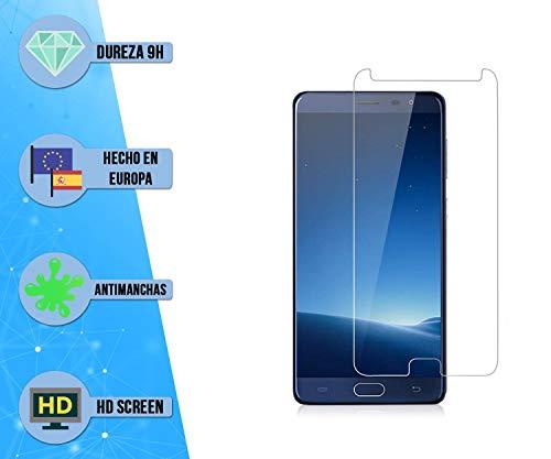 im77r 1 Unidad de Protector de Pantalla Premium 2.5D Cristal Vidrio Templado Transparente 9H Compatible para Cubot A5 Anti Arañazos Anti Golpes Facil Instalacion