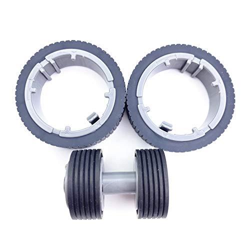 OKLILI PA03670-0001 PA03670-0002 Consumable Kit Pick Roller + Brake Roller Pickup Roller Compatible with fi-7160 fi-7260 fi-7140 fi-7240 fi-7180 fi-7280 fi-7300NX Photo #4