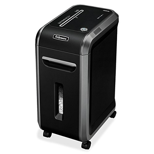 Great Features Of FELLOWES 4609001 - Fellowes Powershred 99Ms Micro-Cut Shredder - Micro Cut - 12 Pe...