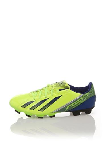 adidas Herren Ace 17.1 Fg J Fußballschuhe, Gelb Blau, 44 2/3 EU