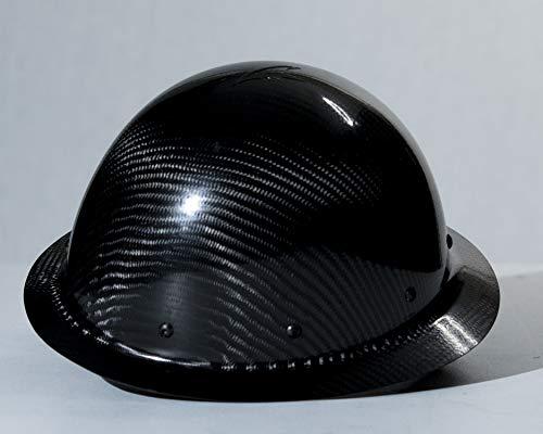 Carbon Fiber Hard Hat - ANSI/ISEA Certified...