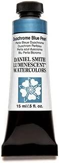 DANIEL SMITH Extra Fine Watercolor 15ml Paint Tube, Duochrome Blue Pearl
