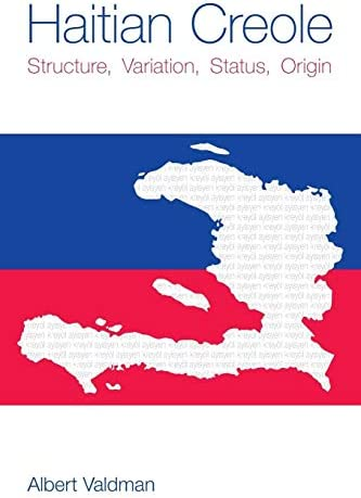 Haitian Creole Structure Variation Status Origin product image