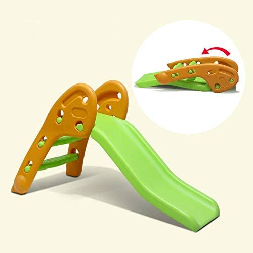 Allibuy KinderrutscheFaltbare Plastikrutsche Für Kinder Im Innen- Und Außenbereich Spielzeugrutsche Für Kinder Baby HomeInnenMultifunktional