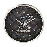HARRY POTTER Reloj de Pared Ravenclaw Analógico Ø29,5cm Azul Gris