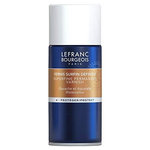 Lefranc & Bourgeois, Gouache-Barniz en spray (150 ml), Gouachefirnis