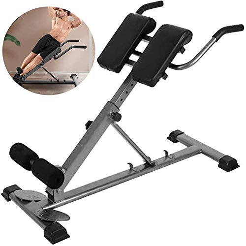 Product Image 8: SHKY Multifunctional Back Hyperextension Bench, Home Fitness Equipment Benches, for Strengthening Abs, Strength Training Workout Fitness Equipment,A