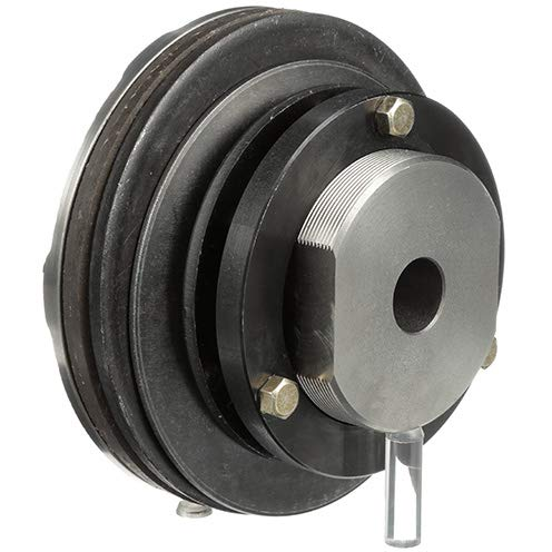 465700 Torque Limiter - Minimum Plain Bore - Minimum Plain Bore, 1/2 in Bore, 2-1/2 in OD, 20 lb-ft Torque Capacity, 1000 rpm Max