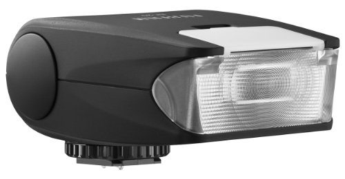Fujifilm EF-20 - Unidad de Flash con Clip, Color Negro
