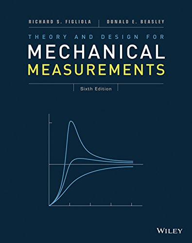 Compare Textbook Prices for Theory and Design for Mechanical Measurements 6 Edition ISBN 9781118881279 by Figliola, Richard S.,Beasley, Donald E.