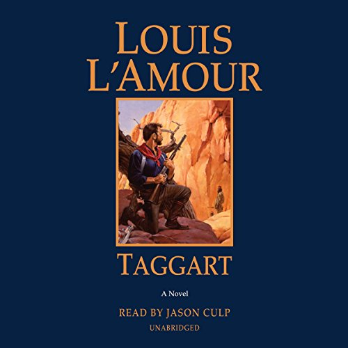 Taggart audiobook cover art