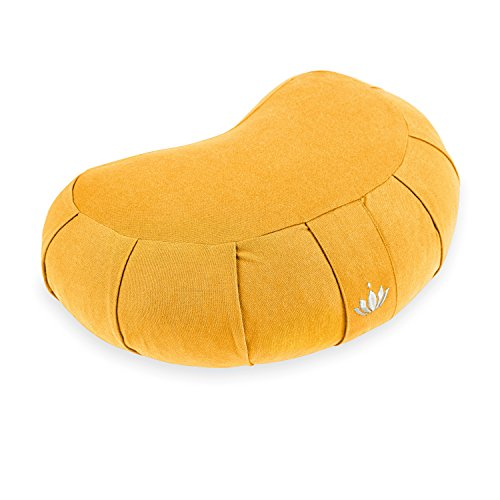 Le coussin demi-lune Siddha