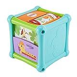 Fisher-Price - Cubo animalitos sorpresa Juguete de actividades para bebés +6 meses (Mattel BFH80) , color/modelo surtido