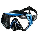 Sportastisch Máscara de buceo 'Dive Under'' Gafas herméticas, antiniebla,...