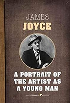 A Portrait of the Artist as a  Young Man by [James  Joyce]