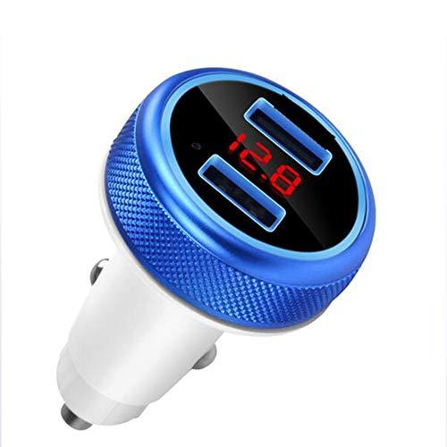 Clydekaoyan FM-zender, Bluetooth, voor auto-adapter en ontvanger met USB-poort en nominale spanning van de muziekspeler, 12 V-24 V