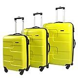 Vesgantti Large Suitcase with TSA Lock - Lightweight Anti-Scratch 4 Wheel Hand Luggage