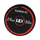 UD Youde Draht, Kanthal A1, 24AWG / 0,511mm, 10m-Spule