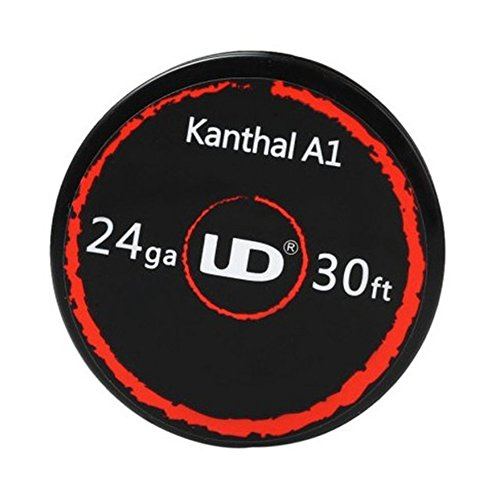 Preisvergleich Produktbild UD Youde Draht,  Kanthal A1,  24AWG / 0, 511mm,  10m-Spule
