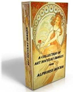 A Collection of Art Nouveau Images From Alphonse Mucha