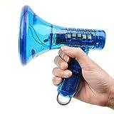 Generies Kinder Megaphon Lautsprecher Voice Changer Sprachwechsler Entwicklung Spielzeug, aus...