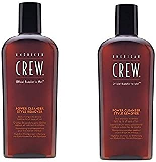American Crew: Power Cleanser Style Remover 8.4 oz - (2 Pk)