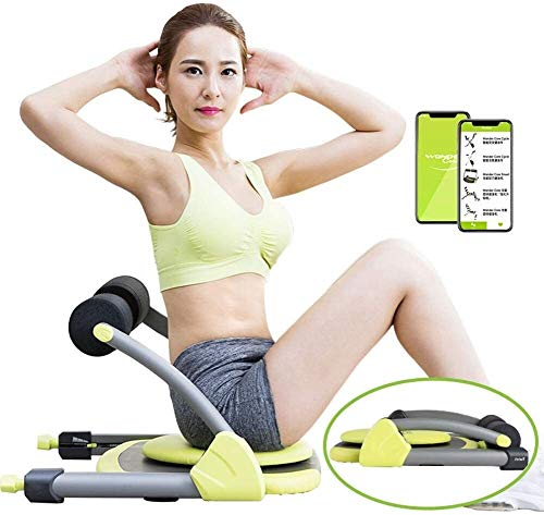 New Sit-Ups Fitness Aids Indoor Portable Foldable Multifunctional Abdominal Exercise