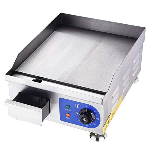 stainless griddle electric - 7