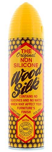 Aristowax, Original Wood Silk Silicone Free Spray Polish, 250 ml