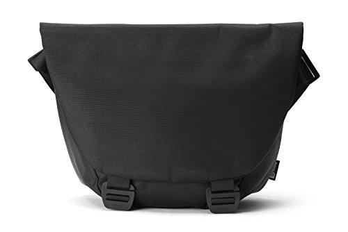 Booq SHD-BLKN Shadow 33.02 cm (13 Zoll) Nylon Laptop Tasche für Apple Mac/PC Schwarz