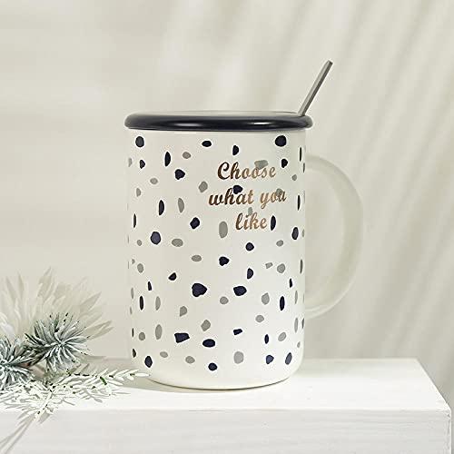 Tazza personalizzata tazza colazione grande tazza termica tazza caffe -Geometria-A Regali per Festa Della Mamma SanValentino Compleanno Natale Anniversario
