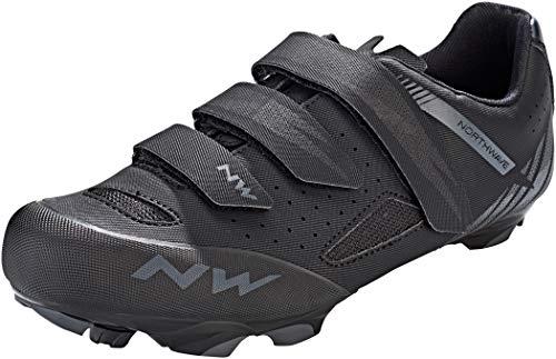 Northwave Origin MTB Fahrrad Schuhe schwarz 2020: Größe: 43