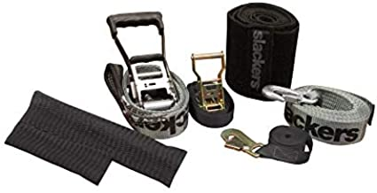Slackers Quick-Zip Zipline Ratchet Installation System Easy Zipline Installation | Quick Zipline Setup | Zipline Tensioner