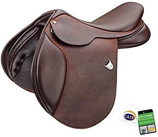 bates saddle caprilli